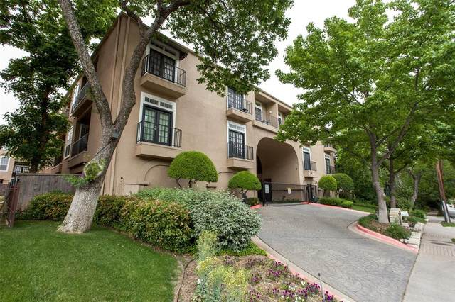 3311 Blackburn Street #117, Dallas, TX 75204 (MLS #14564863) :: The Daniel Team