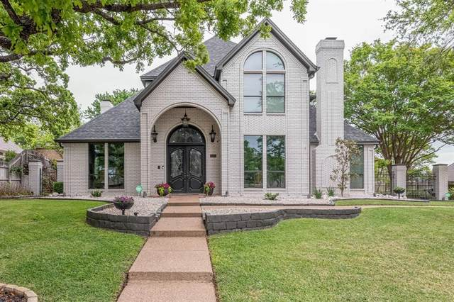 4005 Mockingbird Lane, Colleyville, TX 76034 (MLS #14564866) :: Frankie Arthur Real Estate