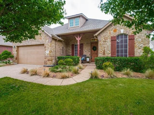 2616 Greyhawk Drive, Little Elm, TX 75068 (MLS #14564881) :: Wood Real Estate Group