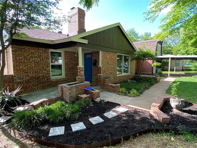 2733 Mimosa Park Drive, Richland Hills, TX 76118 (MLS #14564905) :: Wood Real Estate Group