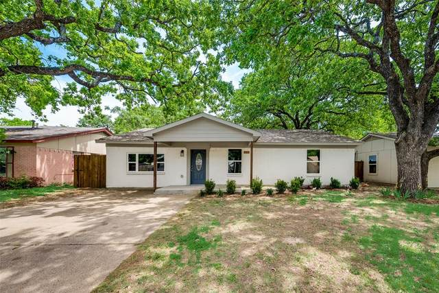 4414 Osage Drive, Balch Springs, TX 75180 (MLS #14564930) :: Wood Real Estate Group