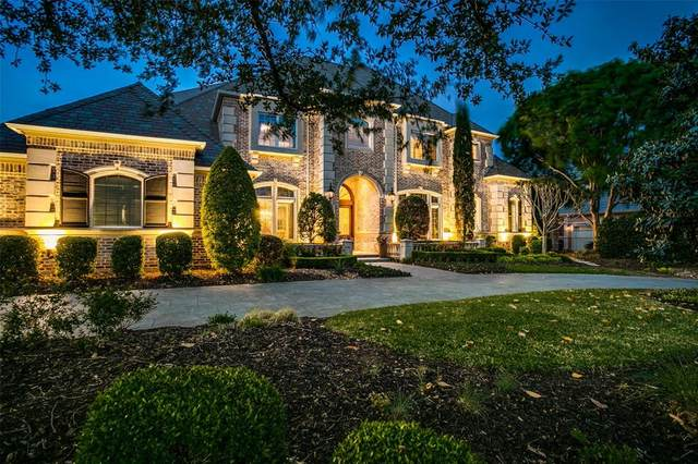 309 Augusta Court, Southlake, TX 76092 (MLS #14564985) :: Wood Real Estate Group