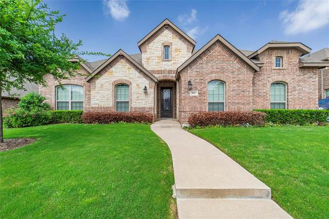 211 Wisteria Way, Red Oak, TX 75154 (MLS #14564993) :: The Kimberly Davis Group