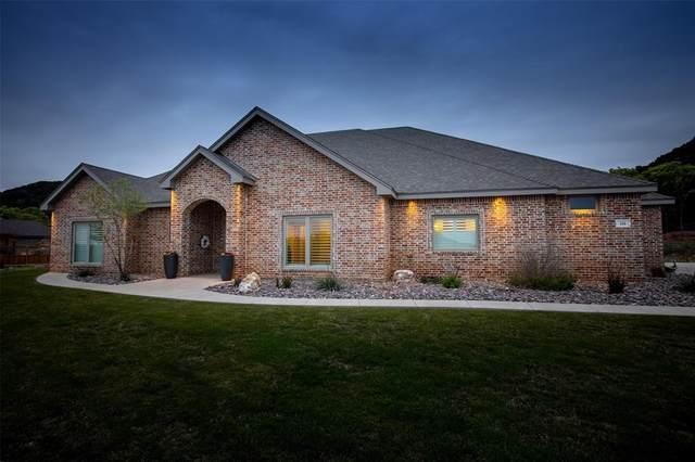 126 Golden Eagle Court, Tuscola, TX 79562 (MLS #14565027) :: Team Tiller