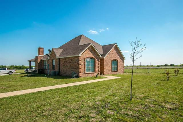 650 Fm 1182, Ennis, TX 75119 (MLS #14565044) :: The Kimberly Davis Group