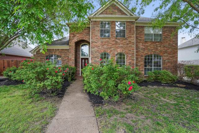 2520 Cornell Drive, Flower Mound, TX 75022 (MLS #14565056) :: Wood Real Estate Group