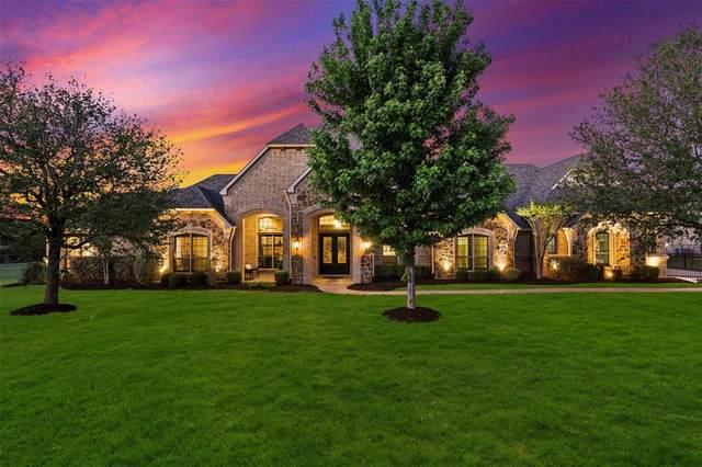 2308 Bella Lago Drive, Flower Mound, TX 75022 (MLS #14565057) :: EXIT Realty Elite