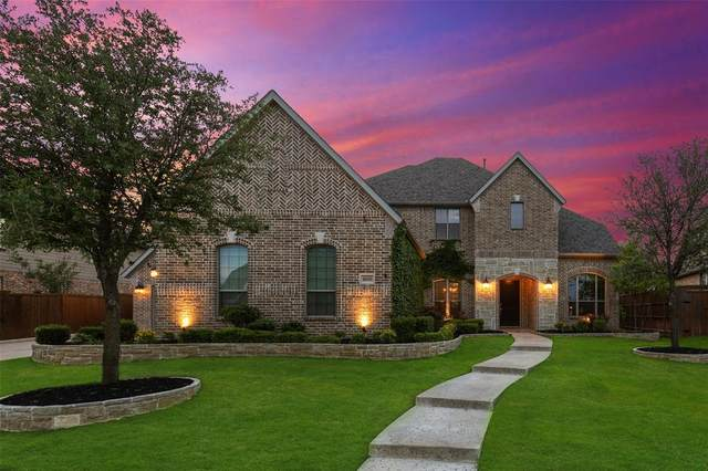 800 Blue Ridge Drive, Prosper, TX 75078 (MLS #14565064) :: Wood Real Estate Group