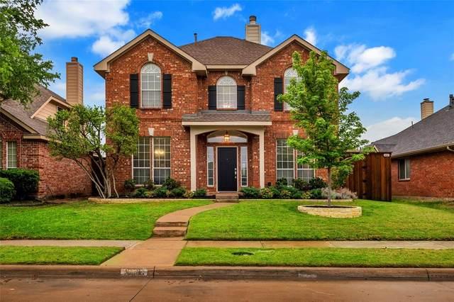 2434 Campfire Lane, Frisco, TX 75033 (MLS #14565071) :: Wood Real Estate Group