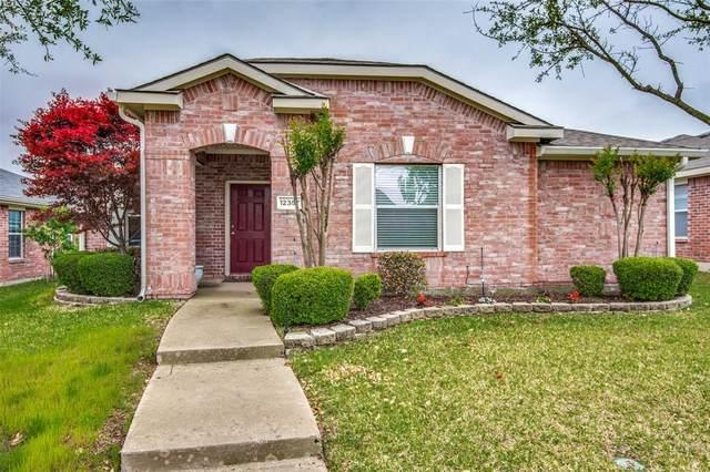 12357 Peak Circle, Frisco, TX 75035 (MLS #14565075) :: Real Estate By Design