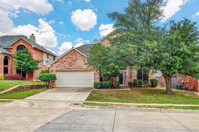 8314 Everglades Circle, Fort Worth, TX 76137 (MLS #14565098) :: Wood Real Estate Group