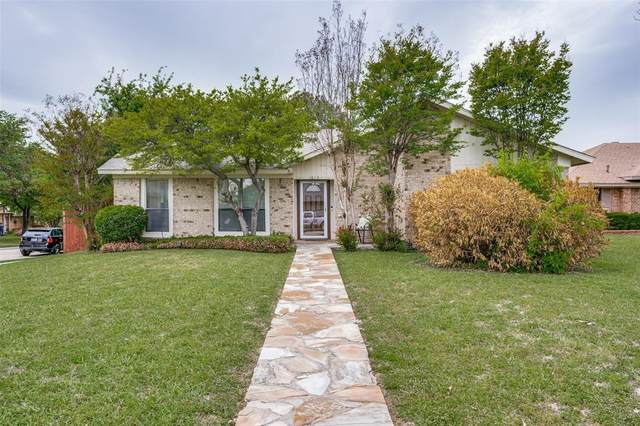 1613 Belltower Court, Lewisville, TX 75067 (MLS #14565104) :: Wood Real Estate Group
