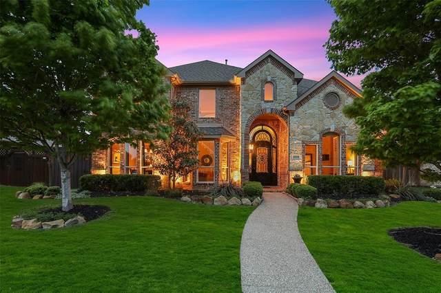 3304 Barkwood Lane, Frisco, TX 75033 (MLS #14565127) :: Jones-Papadopoulos & Co