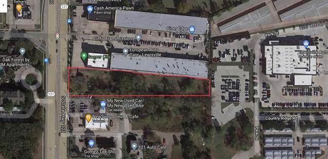 1502 S State Highway 121, Lewisville, TX 75067 (MLS #14565129) :: Feller Realty