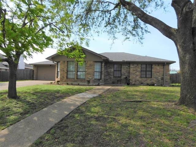 809 Pawnee Trail, Hewitt, TX 76643 (MLS #14565159) :: Wood Real Estate Group