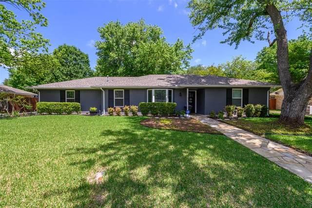 1605 Victoria Drive, Denton, TX 76209 (MLS #14565178) :: The Mauelshagen Group