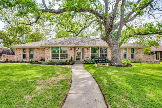 1603 Wagon Wheel Trail, Pantego, TX 76013 (MLS #14565182) :: Wood Real Estate Group