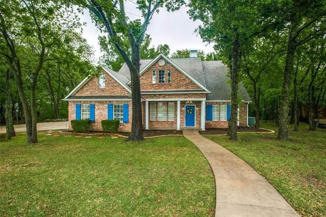 107 Lauren Lane, Pottsboro, TX 75076 (#14565183) :: Homes By Lainie Real Estate Group