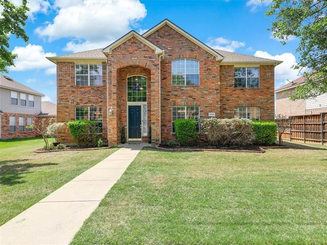 10465 Hay Meadow Drive, Frisco, TX 75033 (#14565202) :: Homes By Lainie Real Estate Group