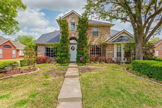 122 Elmcrest Drive, Murphy, TX 75094 (MLS #14565249) :: All Cities USA Realty