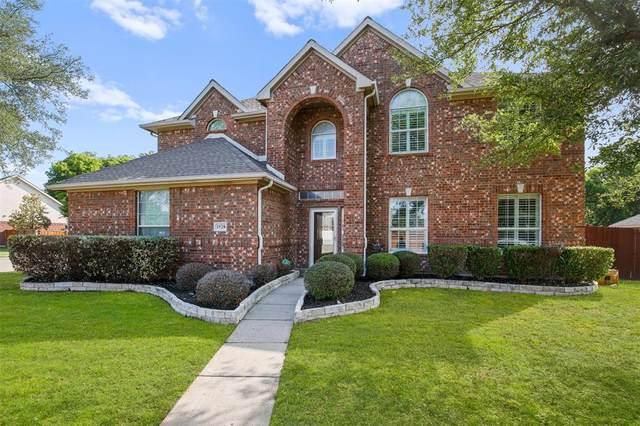 1528 Lynn Drive, Wylie, TX 75098 (MLS #14565257) :: The Mauelshagen Group