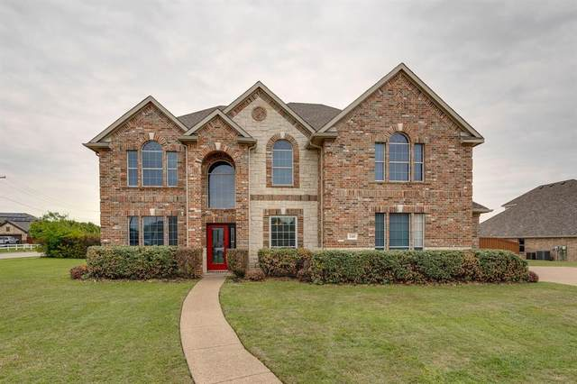 340 Cedar Crest Drive, Justin, TX 76247 (MLS #14565261) :: Wood Real Estate Group
