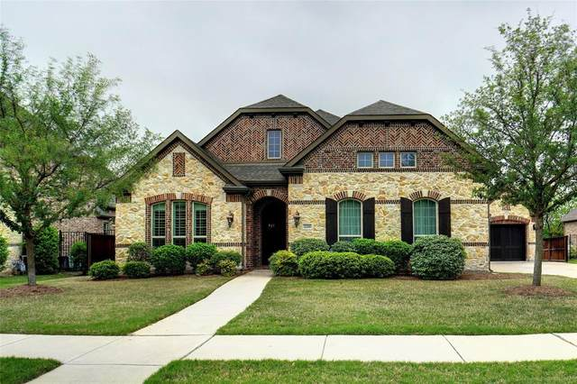 2210 Mclean Avenue, Trophy Club, TX 76262 (MLS #14565263) :: Wood Real Estate Group