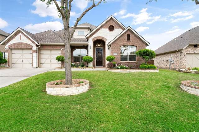 3008 Nathan Drive, Wylie, TX 75098 (MLS #14565280) :: All Cities USA Realty
