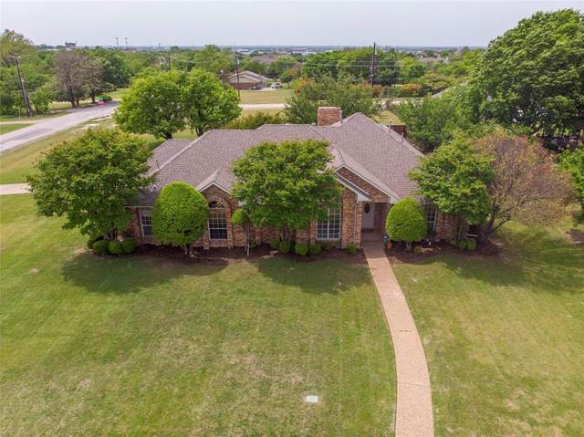 8319 Fair Oaks, Frisco, TX 75033 (#14565281) :: Homes By Lainie Real Estate Group