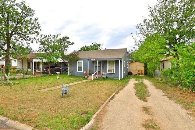 1442 Victoria Street, Abilene, TX 79603 (#14565293) :: Homes By Lainie Real Estate Group