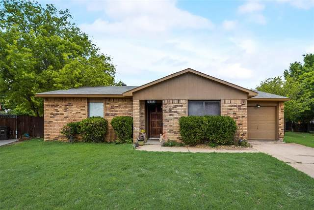 7854 Hollyberry Court, Fort Worth, TX 76133 (MLS #14565342) :: Wood Real Estate Group