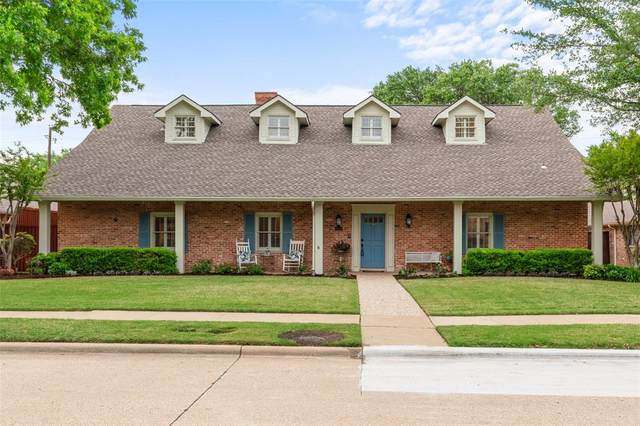 5809 Steeplechase Drive, Plano, TX 75093 (MLS #14565353) :: Real Estate By Design
