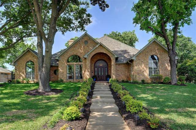 4000 Windview Drive, Colleyville, TX 76034 (MLS #14565371) :: Frankie Arthur Real Estate