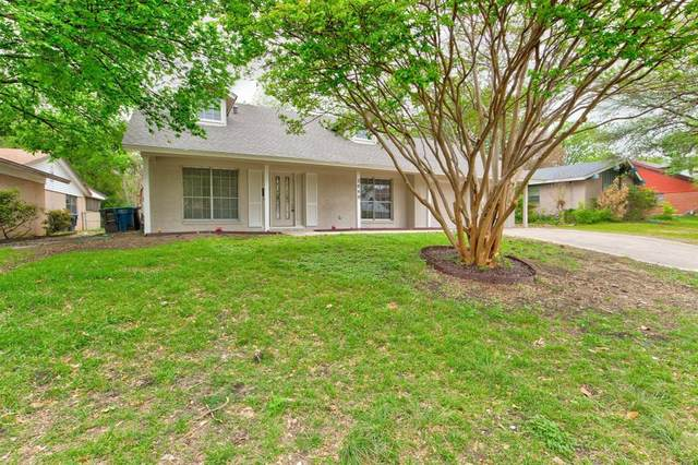 3040 San Marcos Drive, Fort Worth, TX 76116 (MLS #14565383) :: Wood Real Estate Group