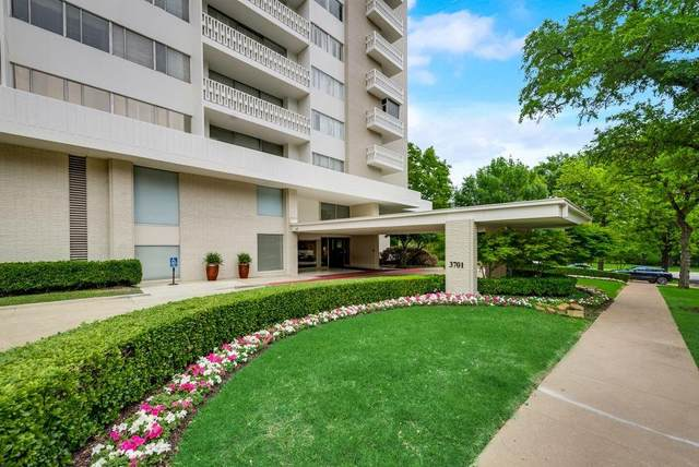 3701 Turtle Creek Boulevard 7D, Dallas, TX 75219 (MLS #14565388) :: Trinity Premier Properties