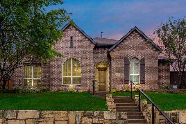 12208 Burgess Lane, Frisco, TX 75035 (#14565391) :: Homes By Lainie Real Estate Group