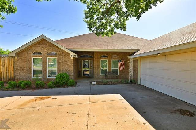 6425 Todd Run, Abilene, TX 79606 (MLS #14565482) :: RE/MAX Landmark
