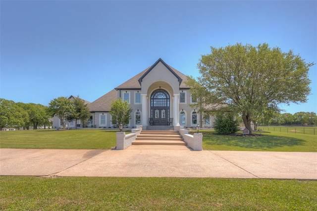 2875 Fm 3092, Gainesville, TX 76240 (MLS #14565495) :: VIVO Realty