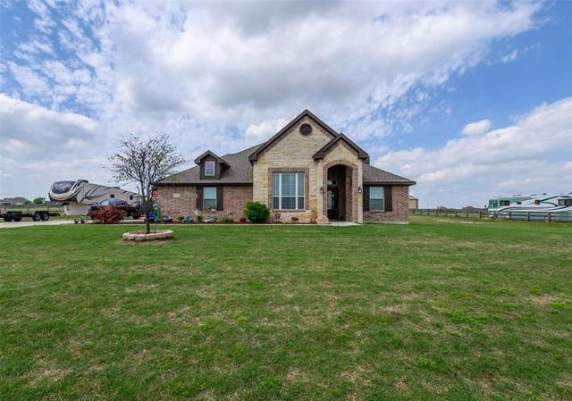 158 Heather Lane, Decatur, TX 76234 (#14565536) :: Homes By Lainie Real Estate Group