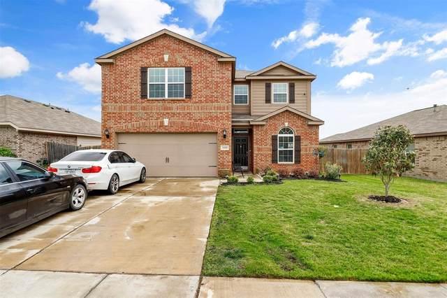 4460 Elderberry Street, Forney, TX 75126 (MLS #14565537) :: Wood Real Estate Group