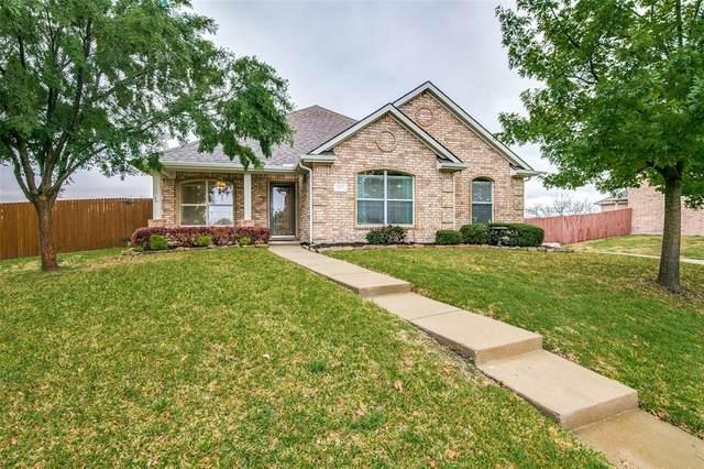 1822 Brookridge Drive, Wylie, TX 75098 (MLS #14565596) :: Wood Real Estate Group