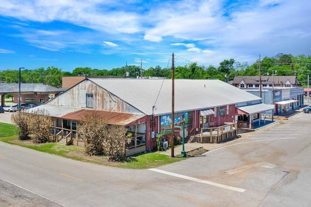 124 S Line Street, Mineola, TX 75773 (MLS #14565600) :: Team Hodnett