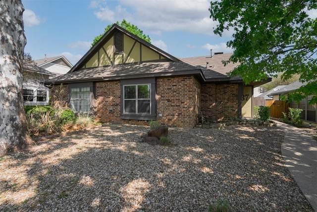 137 E Windsor Drive, Denton, TX 76209 (MLS #14565610) :: Front Real Estate Co.