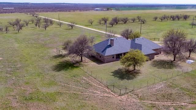5920 County Road 410, Merkel, TX 79536 (MLS #14565612) :: Real Estate By Design