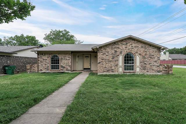 6629 Wooddale Drive, Watauga, TX 76148 (MLS #14565617) :: Wood Real Estate Group
