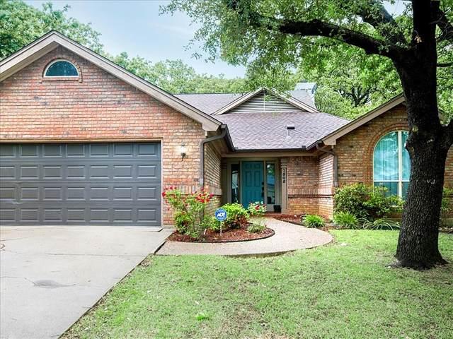 7505 Crosstimbers Lane, North Richland Hills, TX 76182 (MLS #14565619) :: Wood Real Estate Group