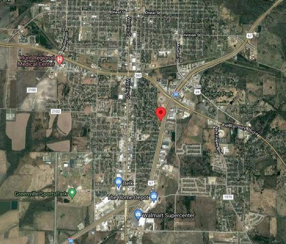5710 I-30, Greenville, TX 75401 (MLS #14565648) :: The Kimberly Davis Group
