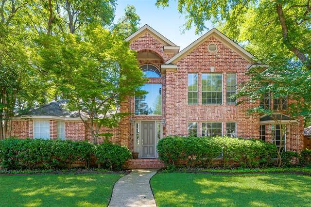 729 Marlee Circle, Coppell, TX 75019 (MLS #14565650) :: The Mitchell Group