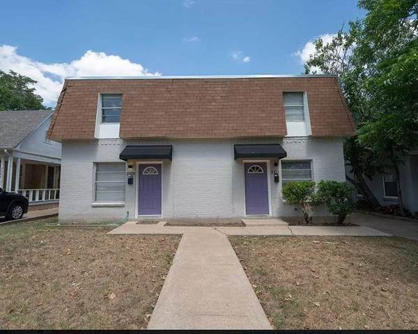 3209 Rogers Avenue, Fort Worth, TX 76109 (MLS #14565674) :: The Mitchell Group