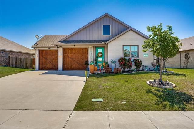 30 Heron Drive, Sanger, TX 76266 (MLS #14565686) :: The Mauelshagen Group